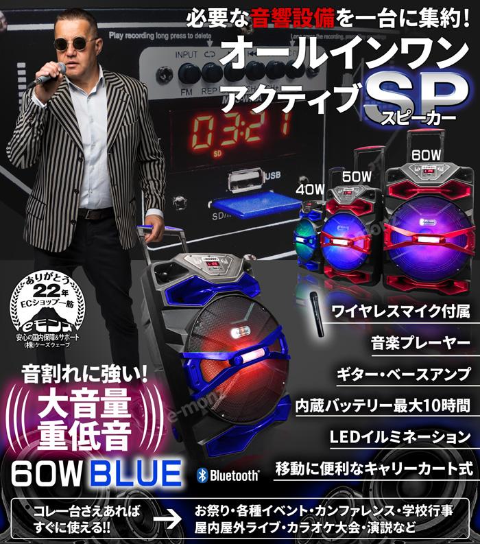 オールインワンアクティブSP 【60W ブルー】