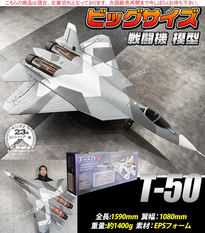 戦闘機模型 t-50