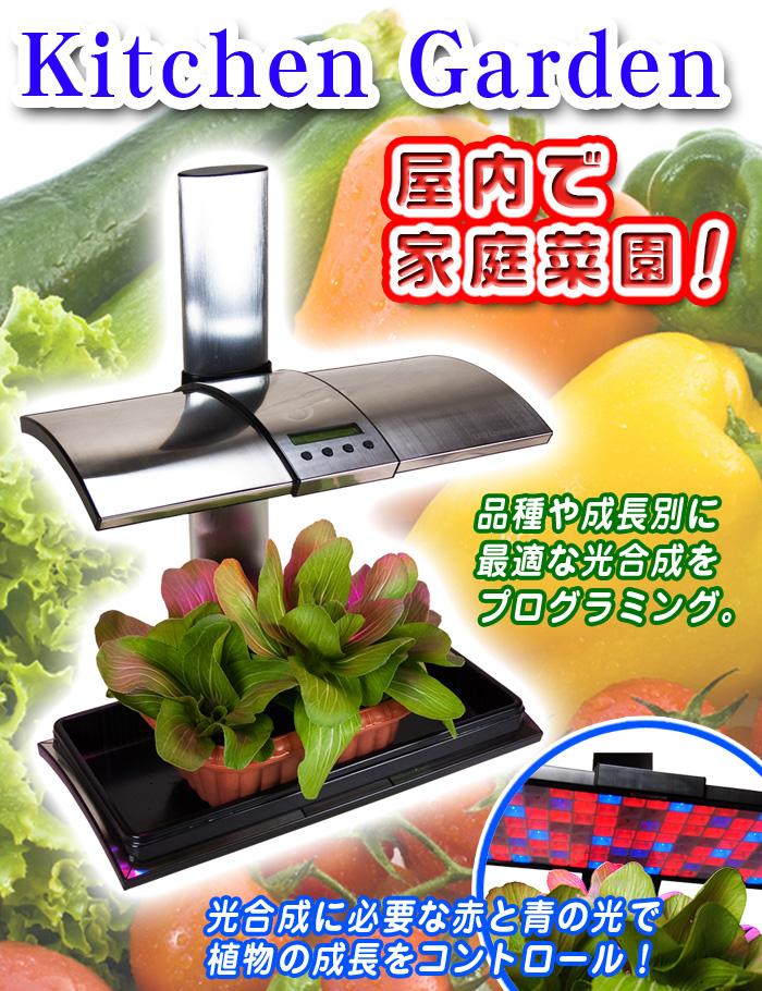 キッチン ガーデン!【Kitchen Garden】
