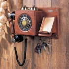 Wood Wall Telephone �yHT-06B�z