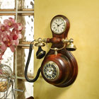 Wood Wall Telephone 【HT-36A】